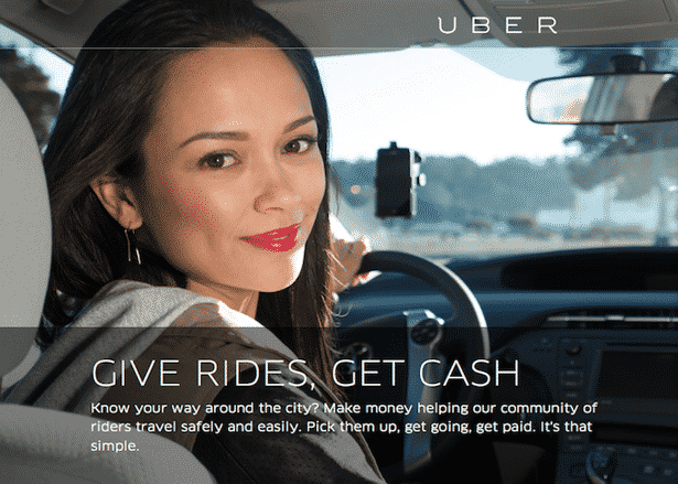 Uber Drivers Can Now Get Paid Same Day Cash On-Demand Everyday