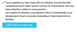How Uber drivers get paid same day cash on demand with Dailypay-9