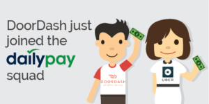 Uber and Doordash drivers can now get paid everyday with Dailypay