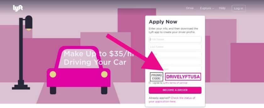 Lyft Driver Sign-Up Bonus Up to $5,000-Best Promo Invite