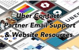 Contact Uber: Uber Driver Partner Email Support / Website Resources