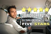 Uber Driver Rating-22 Best Tips on How to Get 5 Stars