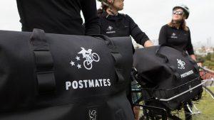 Postmates Driver Sign-up Bonus