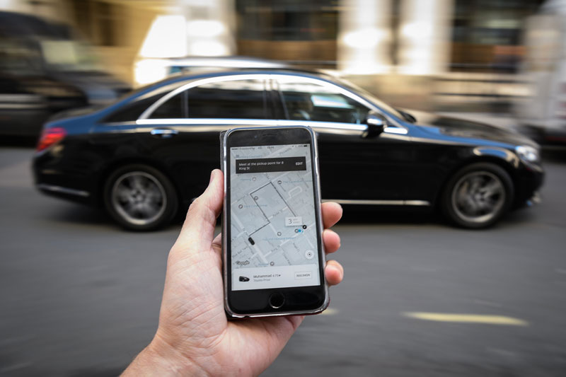 Uber Drivers Sue for Personal Data